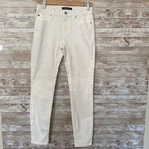Calvin Klein | White Skinny Jeans